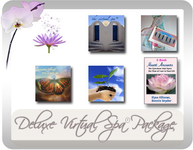 Deluxe Virtual Spa Package