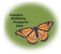 Freedom Wellbeing Prosperity Ease