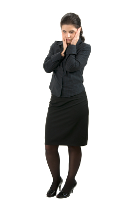 High Cost of Wearing a Man's Business Suit workshop with Bonnie Snyder